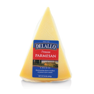 DeLallo Parmesan Cheese Wedge 8 oz.