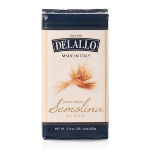 DeLallo Semolina 17.6 oz.