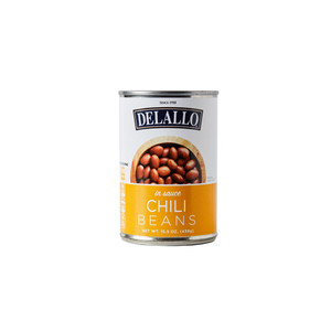 DeLallo Chili Beans in Sauce  15.5 oz.