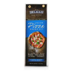 DeLallo Pizza Dough Kit 17.6 oz.