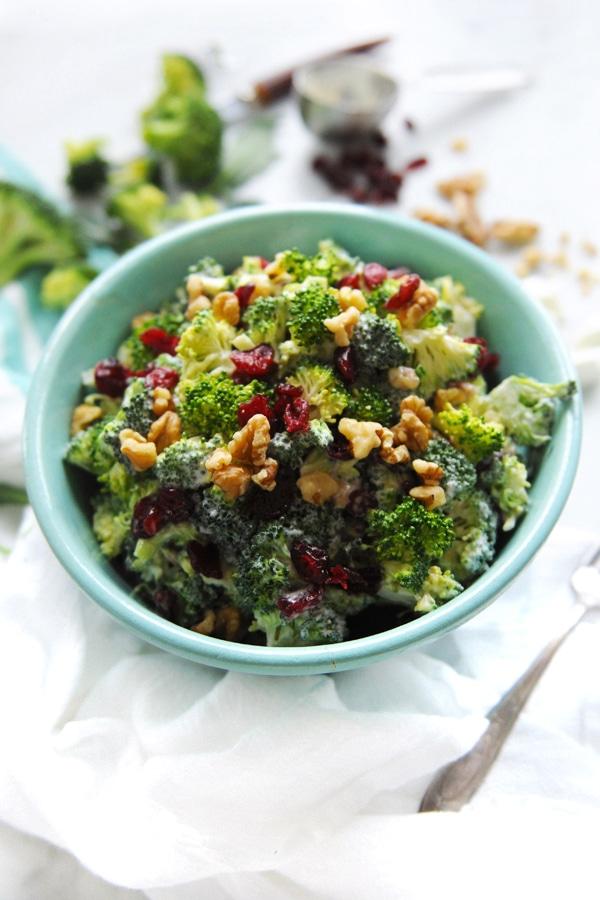 Broccoli Salad Recipe Goat Cheese