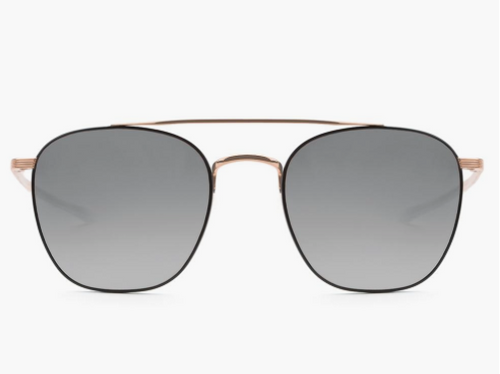 KREWE AUDUBON ACTIVE SUN 06CC MATTE BLACK + ROSE GOLD