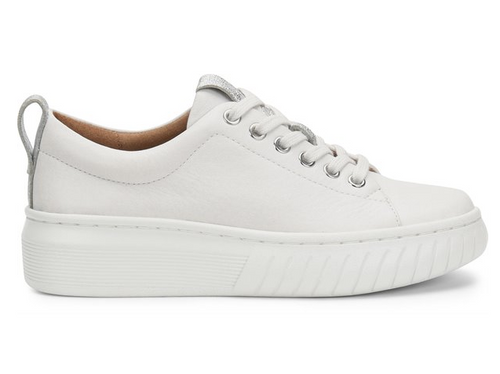 SOFFT PACEY WHITE-SILVER