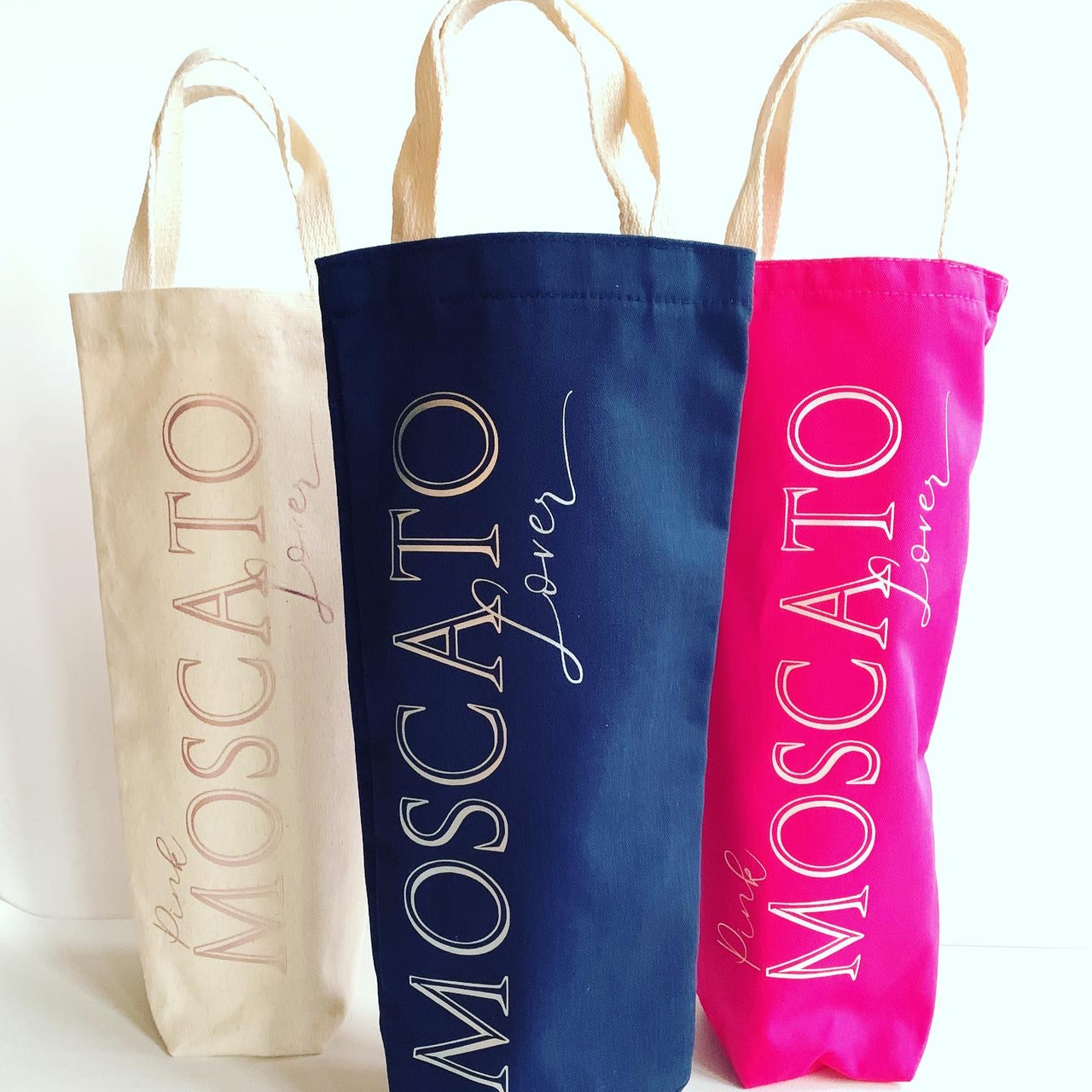 Wine Lover Gift Totes