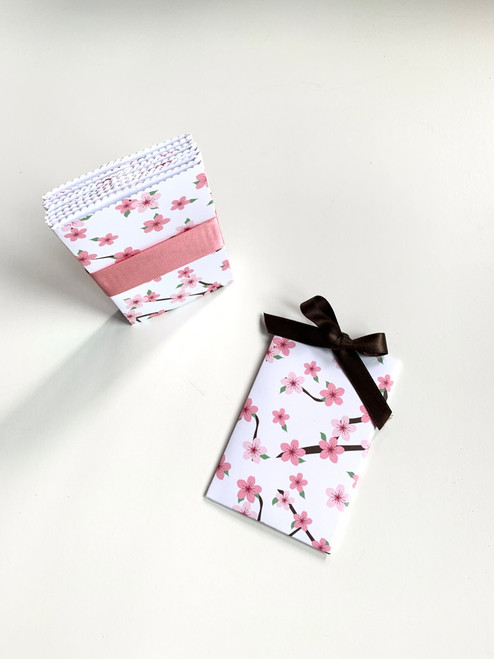 Handmade Gift Pouch with Optional Ribbon