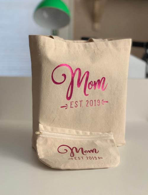 Mom est. Tote