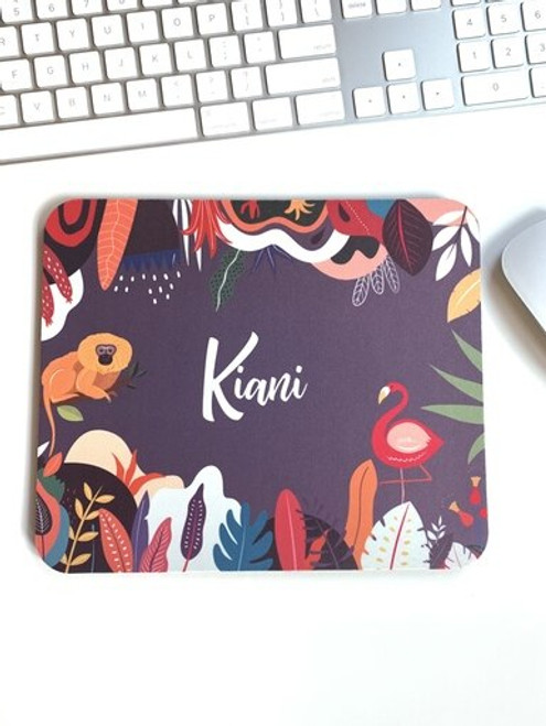 Tropical Personalized Mousepad