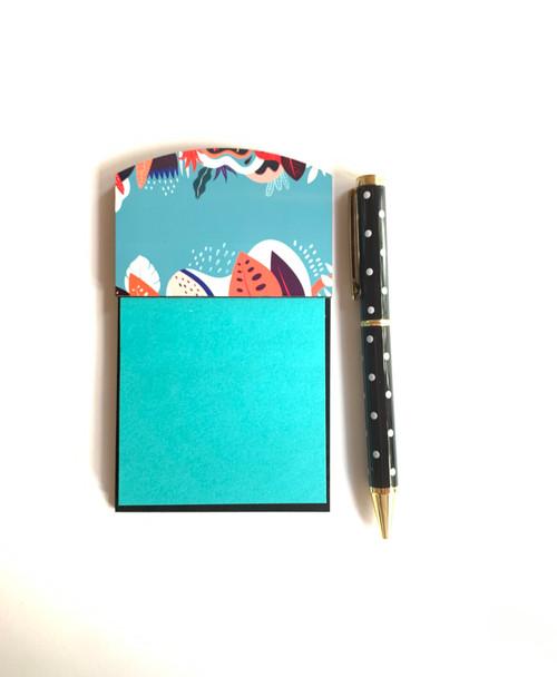 Tropical Breeze Sticky Note Holder