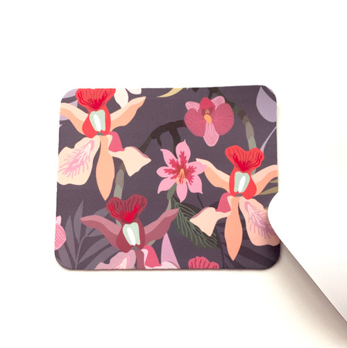 Cattelaya Orchids Mini  Mouse  Pad