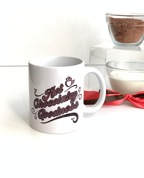 Hot Chocolatey Goodness Mug