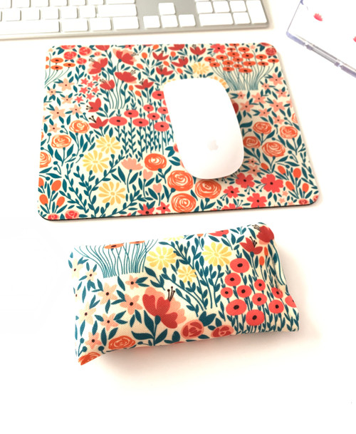 Lovely Meadows Wrist Cushion
