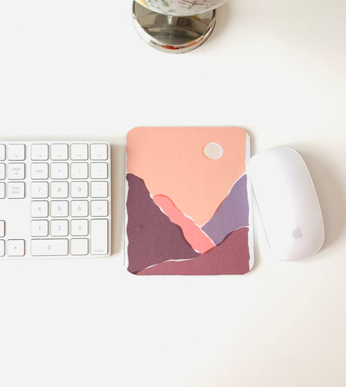 Abstract Mountains Mousepad