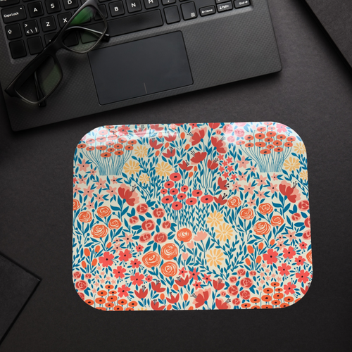 Lovely Meadows Mousepad - Washable Surface