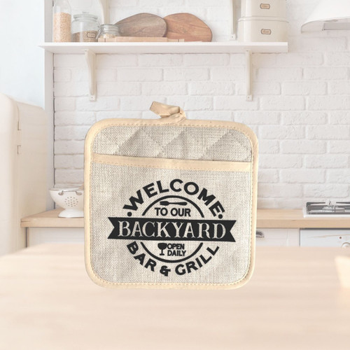 Backyard Bar and Grill  Kitchen Set