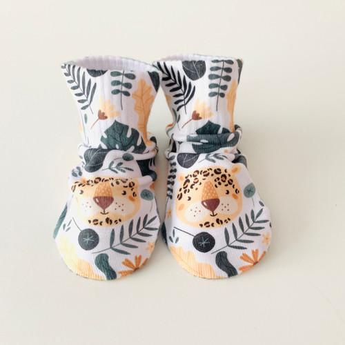 Jungle Toddler Socks