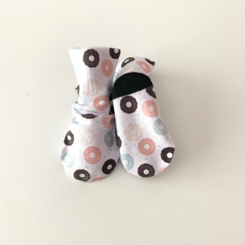 Donuts & Sprinkles Toddler Socks