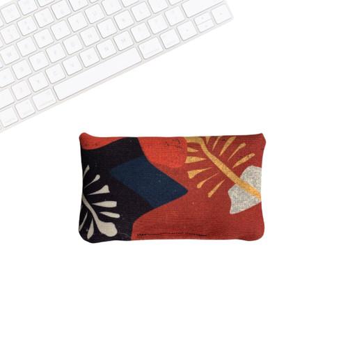 Hibiscus Wrist  Bean Bag Wrist Cushion