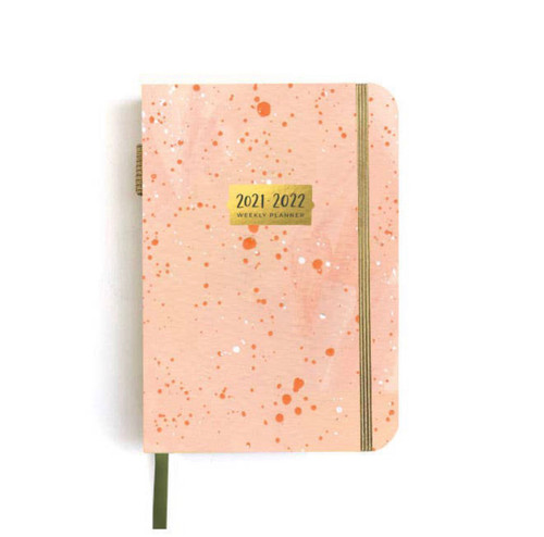 Speckled Zinnia Academic Planner