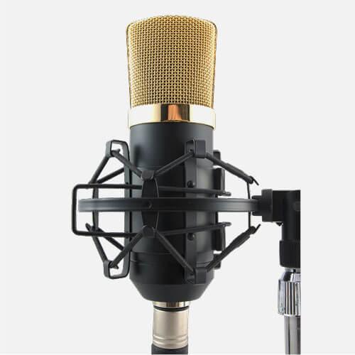 Microphone stabilizer