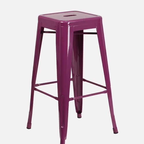 Outdoor bar stool