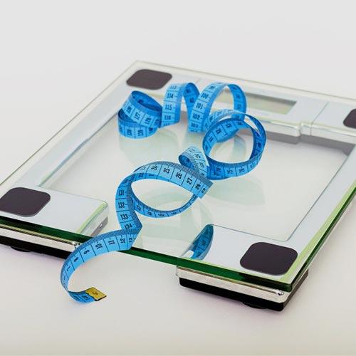 Scale & tape measure