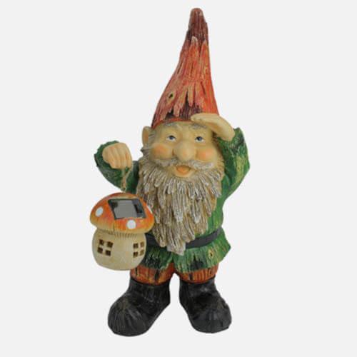 Gnome lawn ornament