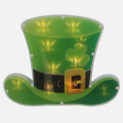 Leprechaun hat decoration