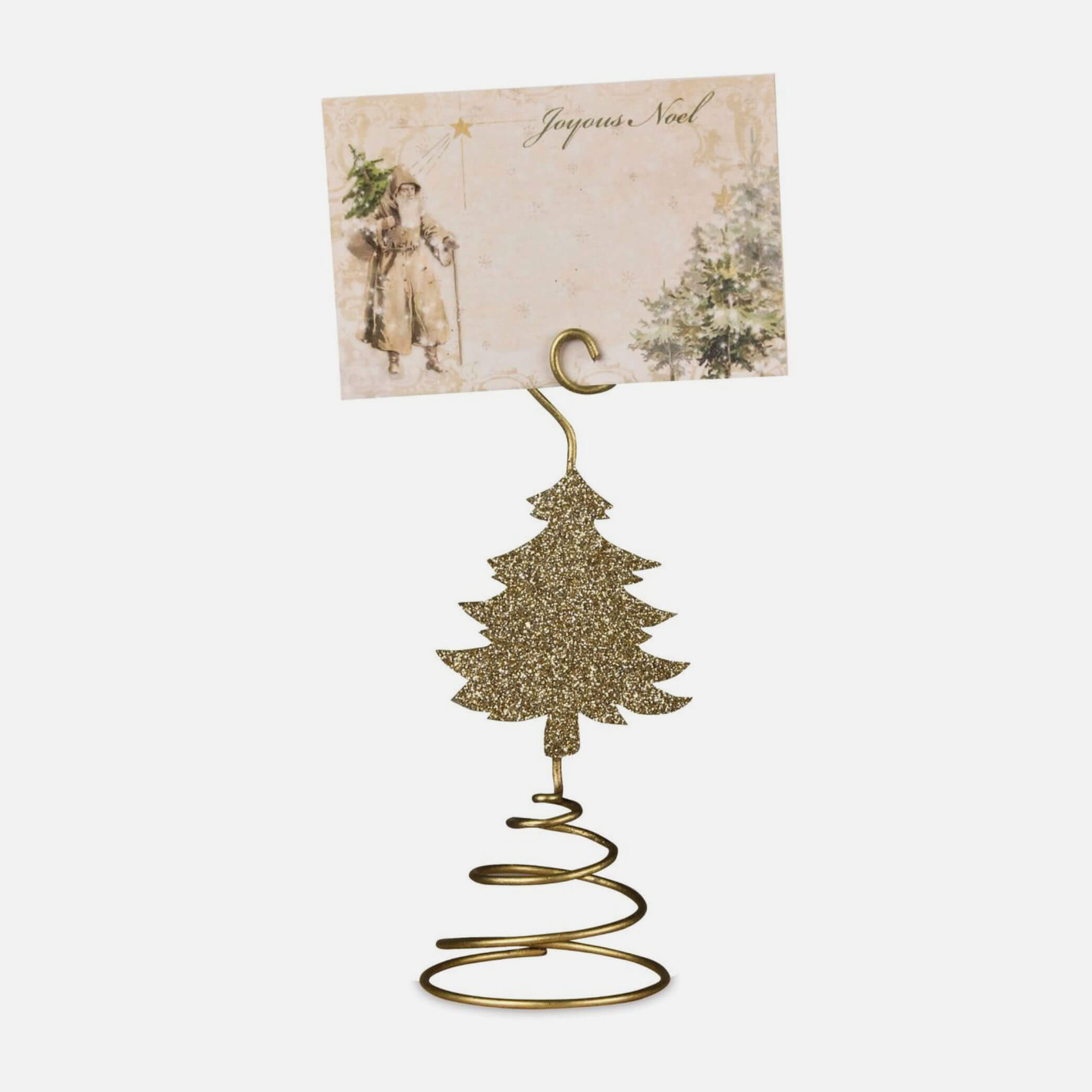 Christmas placecard holders