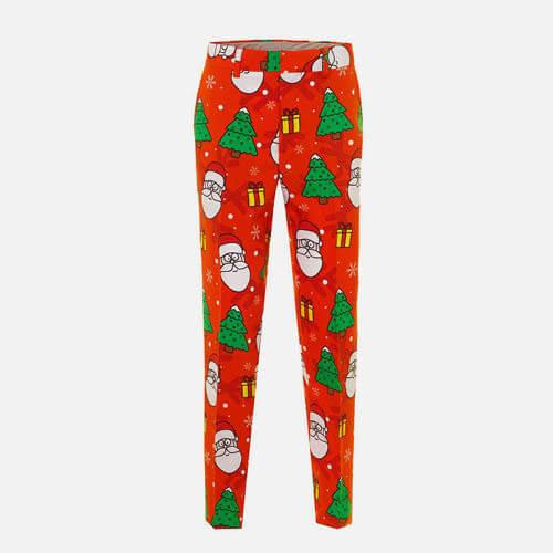 Santa Claus leggings