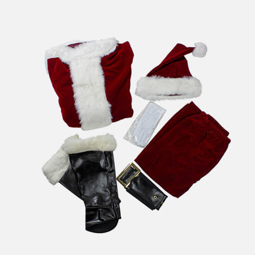 Santa Claus apparel set