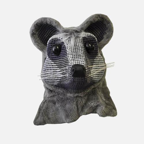 Christmas mouse mask