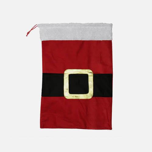 Santa Claus prop bag