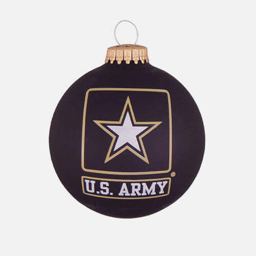 US Army ornament