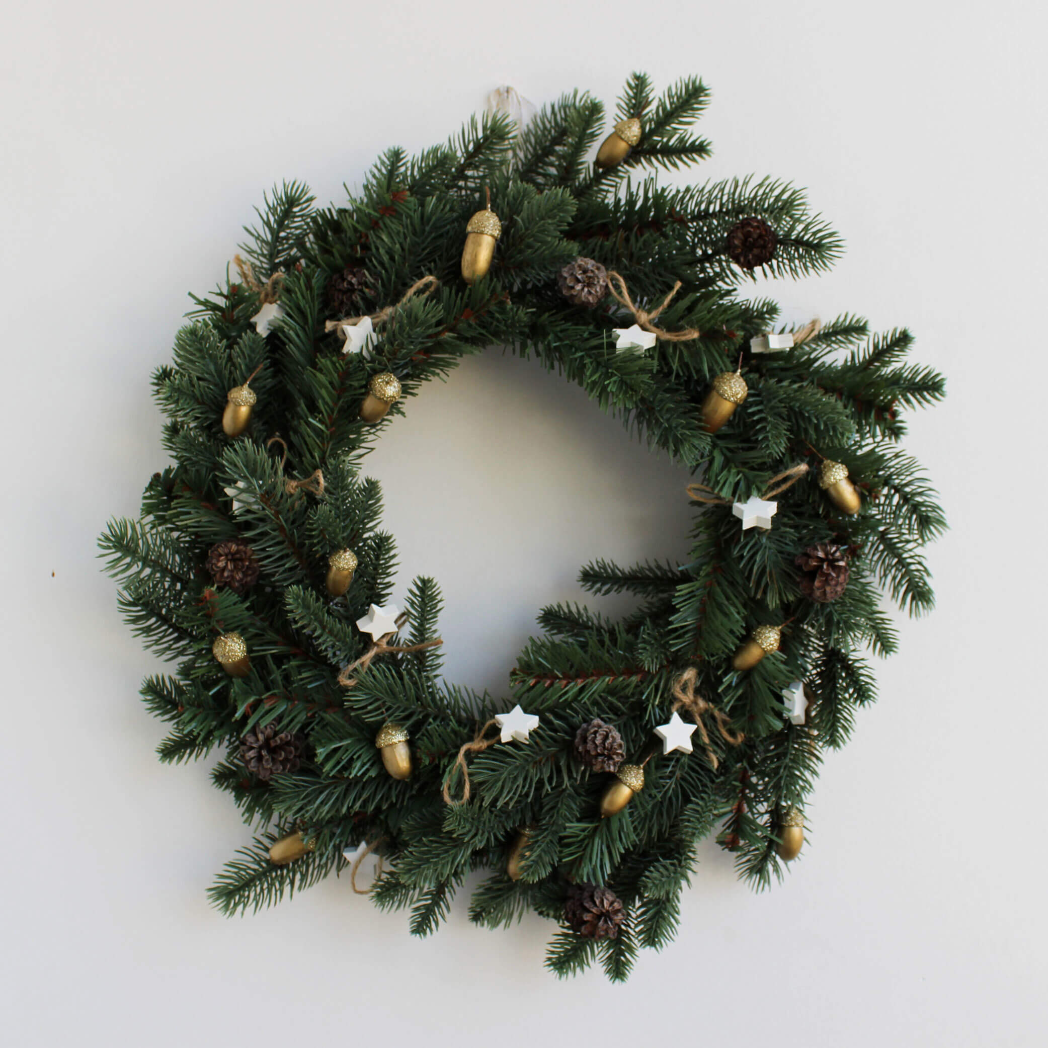 Fresh wreath