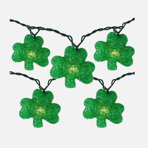 Shamrock lights