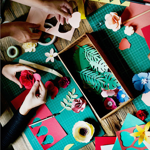 Art & crafting fabrics