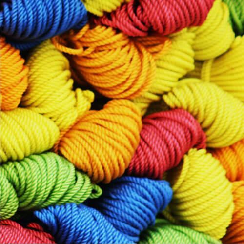 Crafting yarn