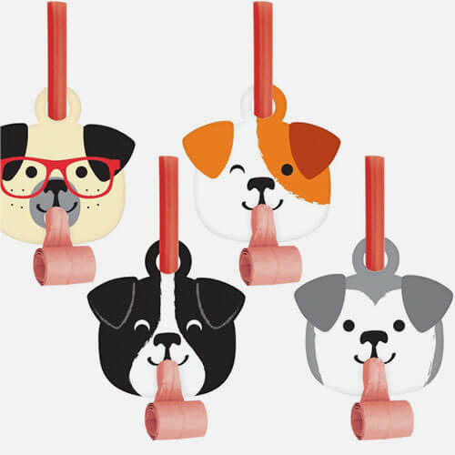 Dog noisemakers