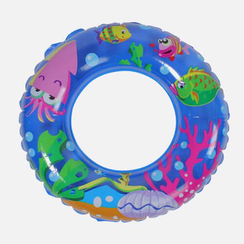 Pool donut float