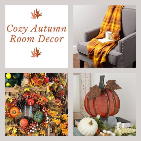 Cozy Autumn Room Decor