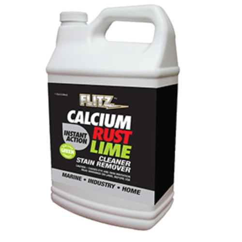 """12"""" Flitz Instant Calcium, Rust and Lime Gallon Remover"""