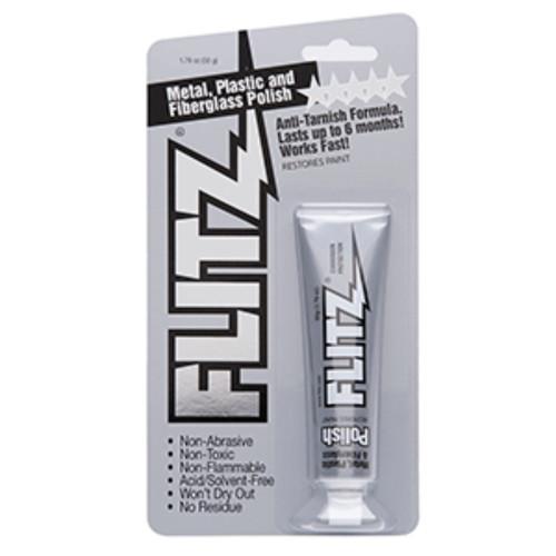 """8"""" Flitz Polish 1.76 Ounces Tube Paste"""