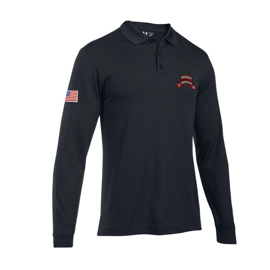 Long Sleeve Under Armour Men's Polo Shirt