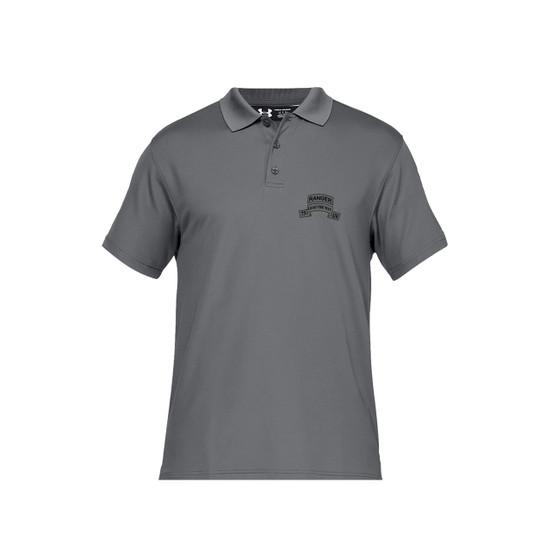 Men's Short Sleeve Under Amour Graphite Polo