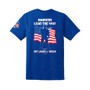 Royal Blue Lax Shirt