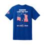 Royal Blue Lax Shirt