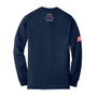 Navy Lax For Vets Longsleeve