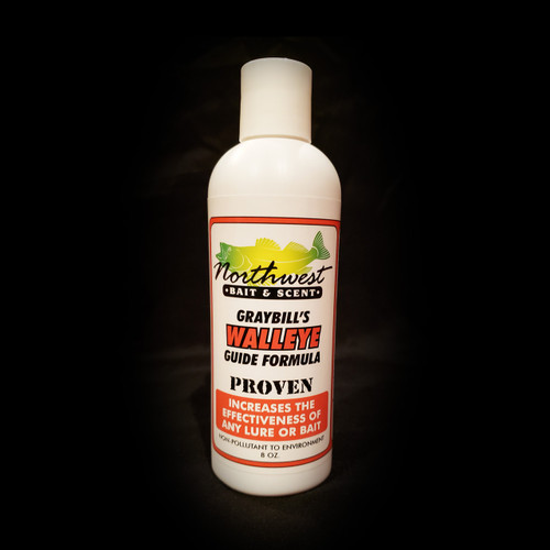 NWBait Graybill's Walleye Formula 8oz.
