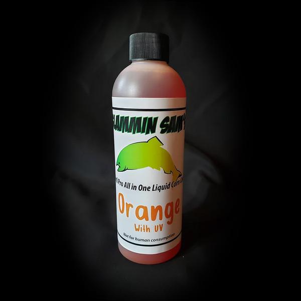 Slammin Sams UV Liquid Corn Cure - Orange