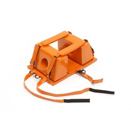 Universal Head Immobilizer color Orange
